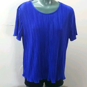 3/$20💕 Gorgeous Royal Blue top